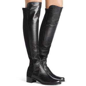 Stuart Weitzman Reserve Boot Nappa Leather
